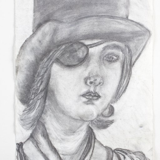 self portrait ... when I was 17