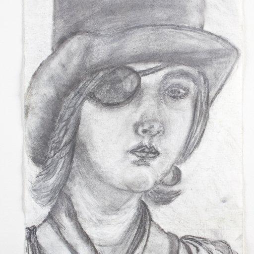 self portrait ... when I was 17
