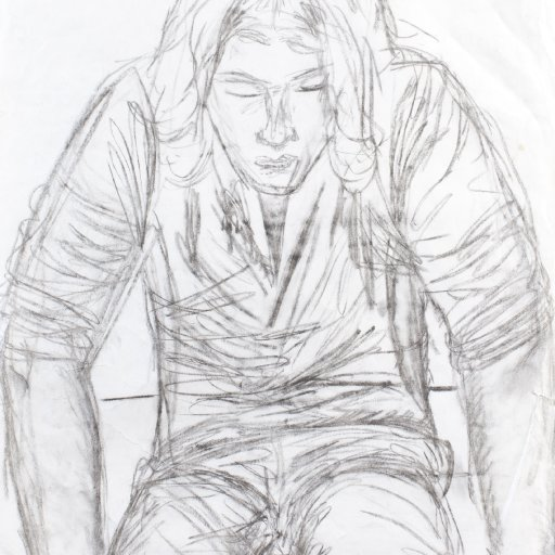 5 minute figure drawing..