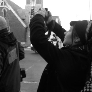 14/03/2011 riot against police brutality!