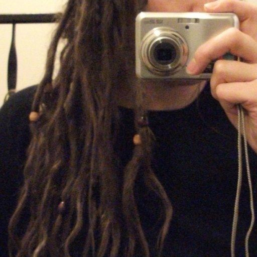 me and my 4 month old TnR dreadlocks