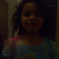 My oldest niece Tiara :) my baby