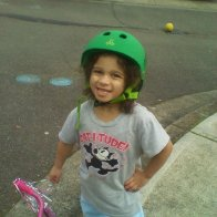 My oldest baby :) grown up to fast. She use to call my daddy
