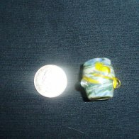My new dread bead