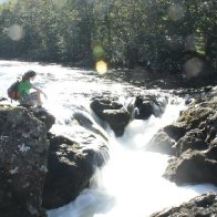 river nevis and me