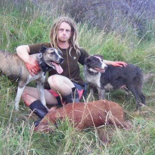 Yes im hunter i know some people may not not like it , but i hunt with my pig dogs and a knife no gun , keeps me fit and active and its a hell of a rush. ............. Love it