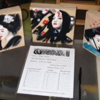 Art Auction- Can Cancer fundraiser- SOLD for the cause!!