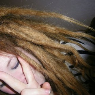dreads one weeak old