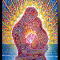 'Ocean of love bliss' Alex Grey