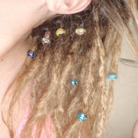my nape hair anti-congo beads