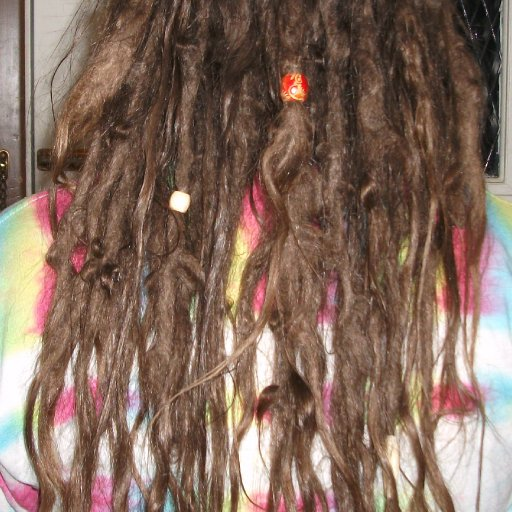 These dreads are over 5 months old!