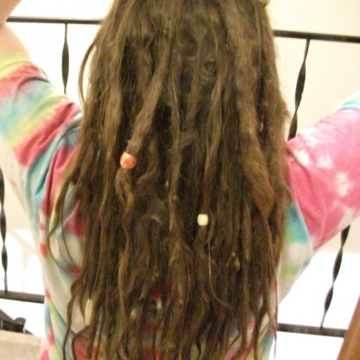 another 5 month TnR dreadlocks picture