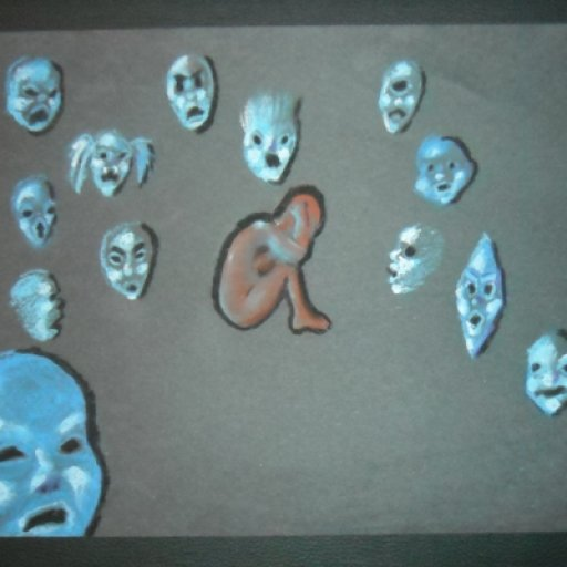 13 voices in a tired head -- This is how it feels (#2)      (2009)