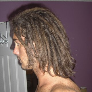 About 4 months since I've had dreads. Discontinued any use of product around the second month. Trying to see if everything is going good so let me know what you think! Feedback FEEDBACK!