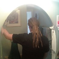 Dreads In Pony :p