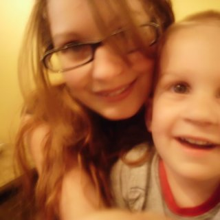 xander and mommy