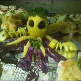 Squash squid,