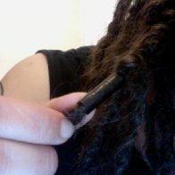 instead of beads, i use tree bark ;-)