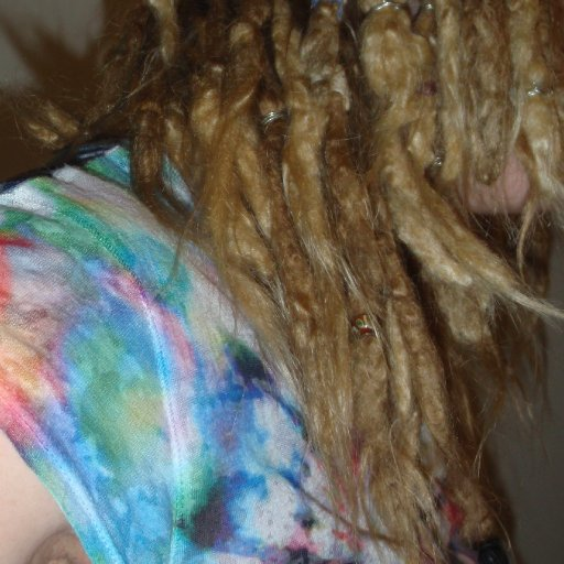 update on dreads. starting to really lock up now