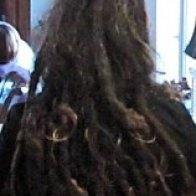 My dreads-Jan 2011