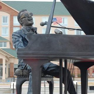 Albany G.A. home of The late Great Ray Charles,