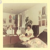 """Hokni Bea (""""aunt Bea"""" in Chahta/Choctaw) and me"""