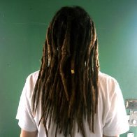 ...almost 4 years ...of dreads and 2 of long hair ...