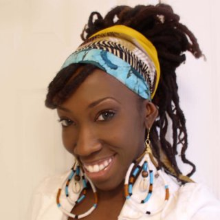 patchwork headband