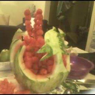 Watermelon Birdy