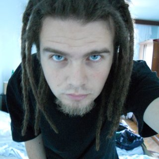 This is the second time that i have dreads ...these are like 8 months old from Nov 13.2010(i have made them myself and the first time also)
