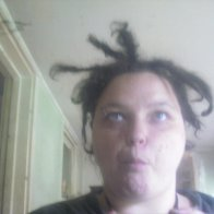 My unruly baby dreads