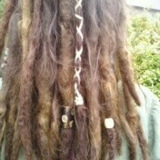 my 3 year old dreads