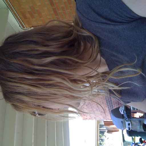 My hair today (17days?)