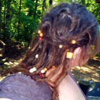 dread beads right side