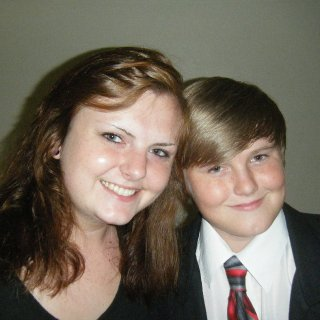 My daughter Dana and son Jacob, 5/2011.