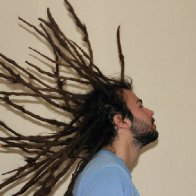 Flying Dreadlocks