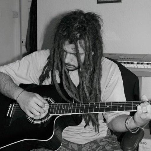 Roman with guitar