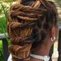 Loc'd braid