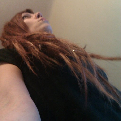 dreads with fringe
