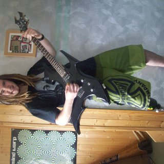 thats what they call metal haha