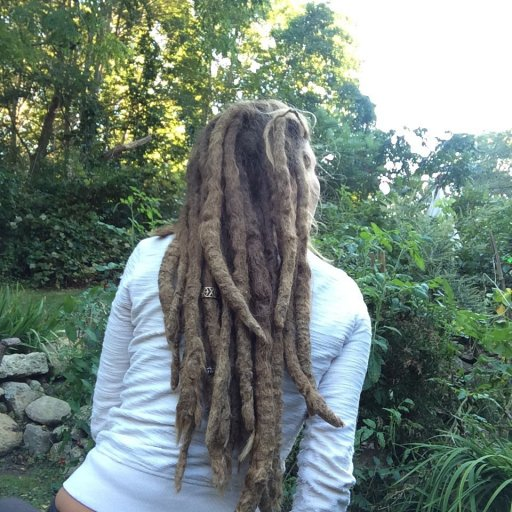 thick gorgous dreadlocks