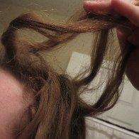 8 Weeks - 4 baby dreads