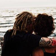 (1)Us On Beach