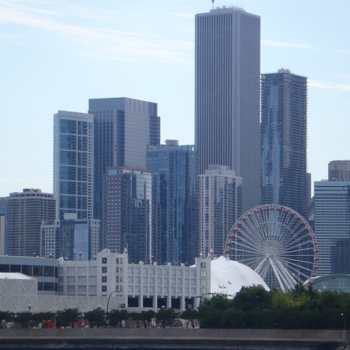 chi-town, navy pier