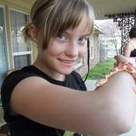 aubry lee my snakey grl :)