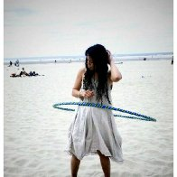 beach hooping