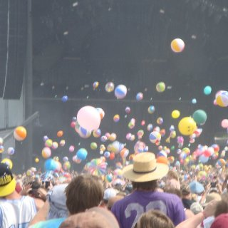 beach ball party