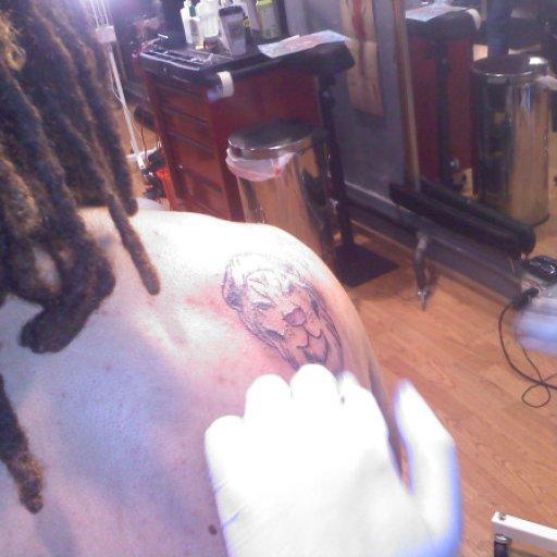 first tattoooo