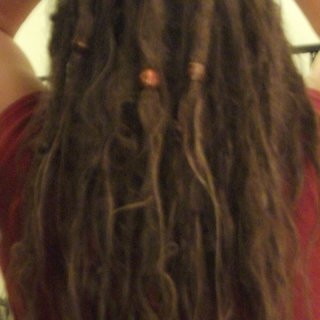 This is my 8th month of dreadiness