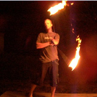 I love poi.. and fire
